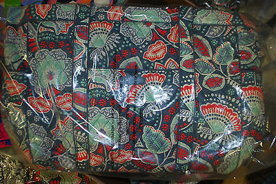 New With Tags Vera Bradley Nomadic Floral Get Carried Away