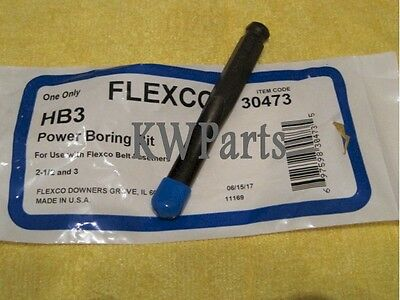 Flexco 30473 Hb3 Power Boring Bit *New In Original Package*