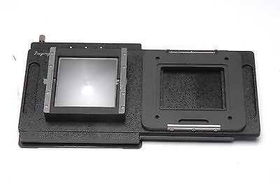 Moveable Adapter For contax 645 Back To Linhof 6x9 Camera Photograph