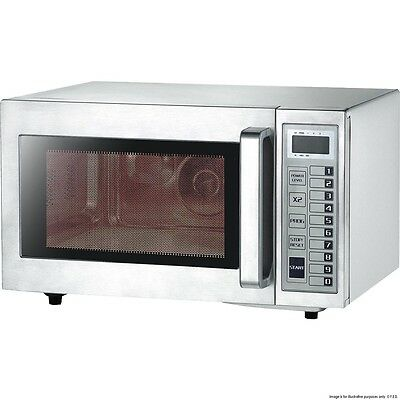 FED FE-1100 Commercial Microwave 25Lt 1000W Programmable Cafe Restaurant