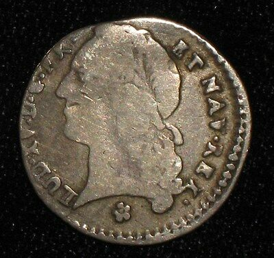 1749, 12 Sols from France.  No Reserve!