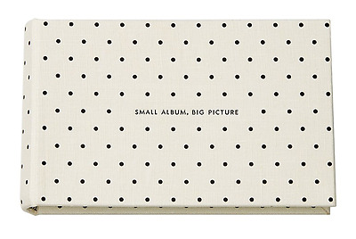 Kate Spade New York Small Photo Album It All Just Clicked (Deco Dots)