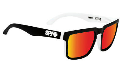 SPY OPTIC Helm Whitewall - Happy gray green/red Spectra