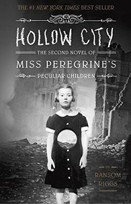 Hollow City: The Second Novel of Miss Peregri by Ransom Riggs New Paperback Book