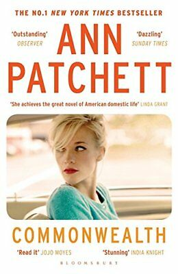 Commonwealth by Ann Patchett New Paperback Book
