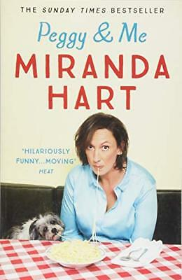 Peggy and Me by Miranda Hart New Paperback Book