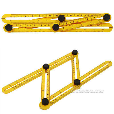 Angleizer Template Tool, Vonimus Multi-Angle Measuring Ruler, General Angleizer