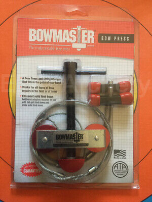 Bow master Compound Bow Press