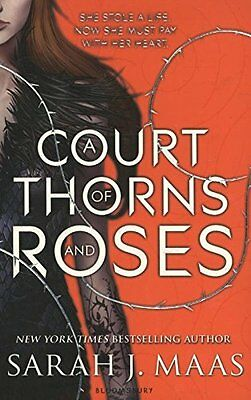 A Court of Thorns and Roses by Sarah J. Maas (Paperback, 2015)