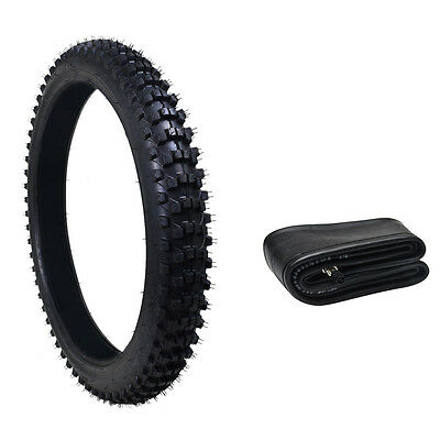 3.00-21 80/100- 21 Tyre Tire and Tube for crf50 PIT Trail Dirt Bike sa0