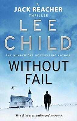 Without Fail: (Jack Reacher 6) by Lee Child New Paperback Book