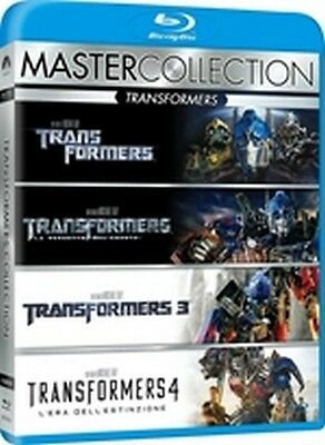 Transformers Collection (Master Collection) (4 Blu-Ray Disc)