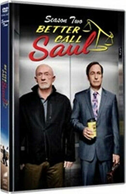 Better Call Saul - Stagione 2 (3 DVD) - ITALIANO ORIGINALE SIGILLATO -