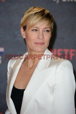 Robin Wright Poster Picture Photo Print A2 A3 A4 7X5 6X4