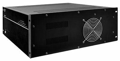 ALIN-PT8000CH-19'' Rack Mount 8000 Watt 8 Channel Stereo/Mono Amplifier