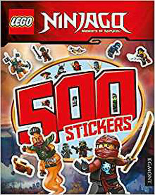 LEGO® Ninjago: 500 Stickers, New, Egmont Publishing UK Book