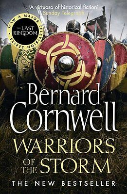 Warriors of the Storm by Bernard Cornwell (Paperback, 2016)