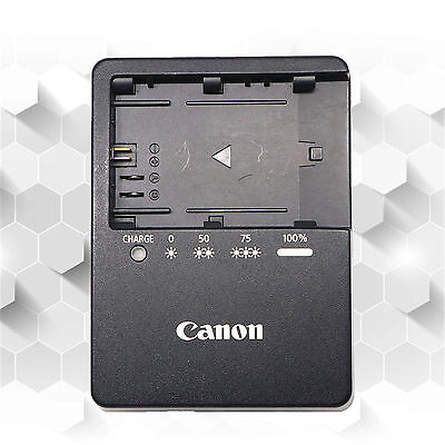Genuine Original Canon LC-E6 Charger for LP-E6 Battery EOS 5DMark III 6D 80D 70D