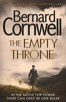 The Empty Throne by Bernard Cornwell (Paperback, 2015)