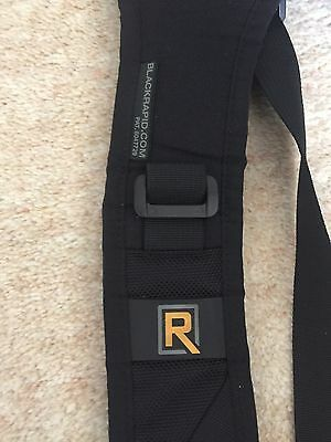 Black Rapid Dual Camera Strap for two cameras.
