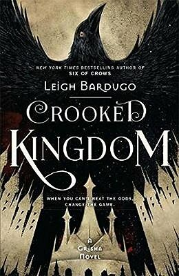 Crooked Kingdom: Book 2 by Leigh Bardugo (Paperback, 2017)
