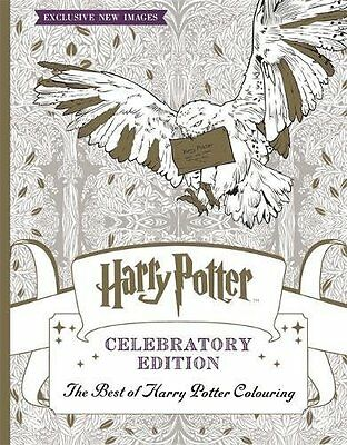 Harry Potter Colouring Book: The Best of Harry Potter Colouring by Templar...