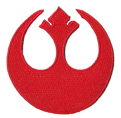 patch écusson ECUSSON brodé patche Star Wars Rebel Alliance thermocollant