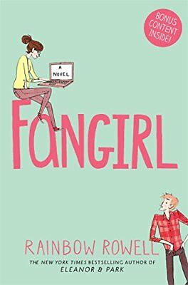 Fangirl by Rainbow Rowell New Paperback Book