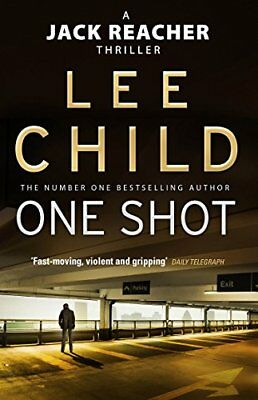 One Shot: (Jack Reacher 9) by Lee Child New Paperback Book