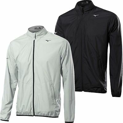 2017 Mizuno Wind Full-Zip Ultralight Performance Mens Windproof Golf Jacket