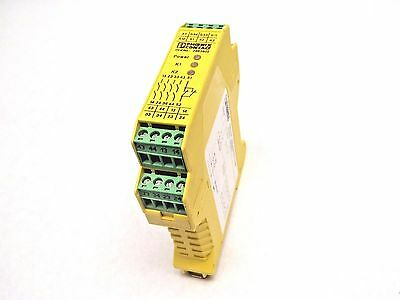 Phoenix Contact PSR-SCP- 24UC/ESA2/4X1/1X2/B Safety Relay  2963802