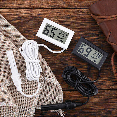 Home LCD Digital Indoor Thermometer Hygrometer Mini Temperature Humidity Meter