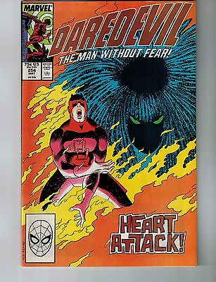 Daredevil #254 (May 1988, Marvel) 1st App of Typhoid Mary