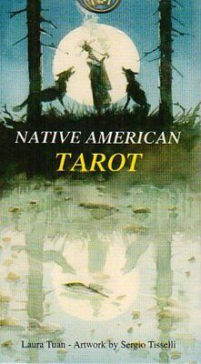 Native American #2 Tarot Deck Cards Divination Wiccan Pagan Metaphysical