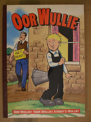 Oor Wullie Annual 2000 - Excellent Condition