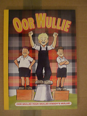 Oor Wullie Annual 2012 - Excellent Condition