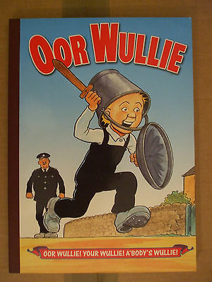 Oor Wullie Annual 2002 - Excellent Condition