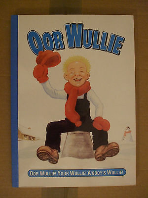 Oor Wullie Annual 2008 - Excellent Condition