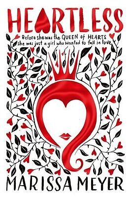 Heartless by Marissa Meyer (Paperback, 2017)
