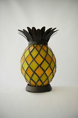 Partylite Mosaic Pineapple Tealight Tea Light Candle Holder Votive