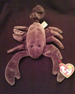Rare Original/Retired Ty Beanie Baby Stinger with Tag Date Errors + More!!!