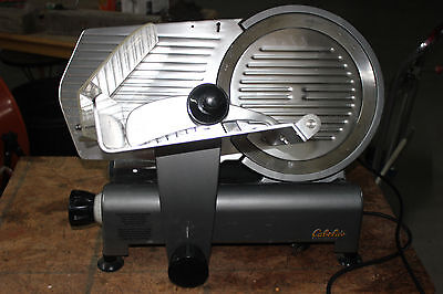"""Cabelas  12"""" Commercial Grade Deli Meat Cheese Slicer"""
