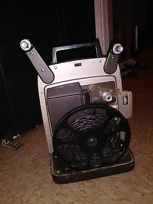 Bell & howell auto load projector