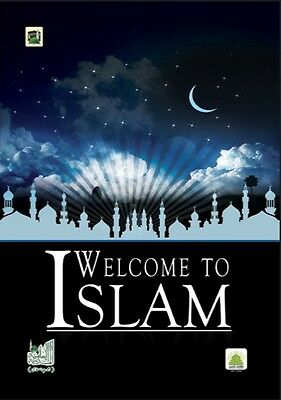 Welcome to Islam (Softback) - Islamic book for new converts and beginners.