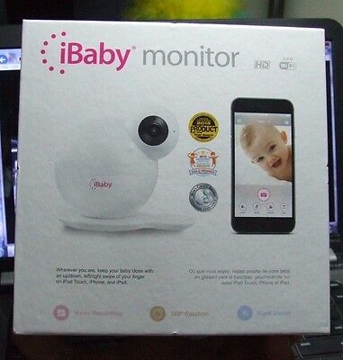 iBaby Monitor M6 w/ HD, WiFi  - Made for iPhone & iPod - New in Box