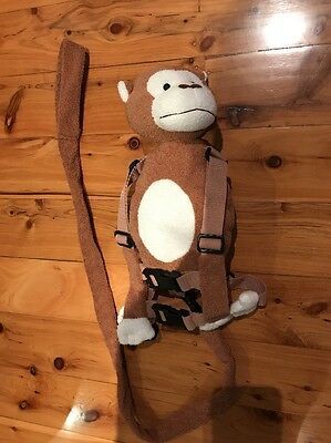 Goldbug Harness Buddy Monkey - Excellent Condition