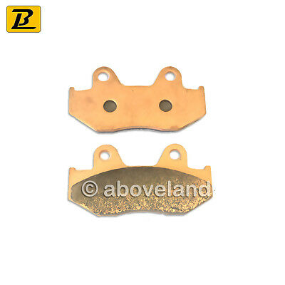 REAR Sintered Brake Pads SUZUKI AN 250 K1 K2 Burgman Skywave 2001 2002