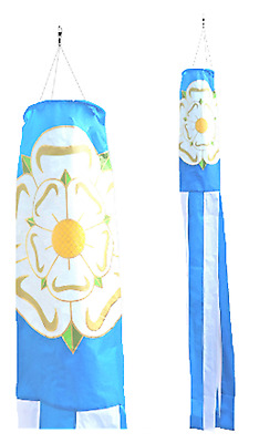 Yorkshire Flag Nylon 5' Windsock