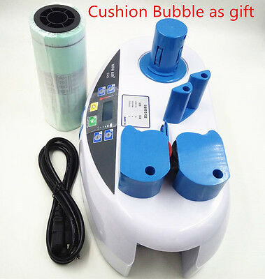 Mini Air Easi Cushion Bubble Filler Machine Tabletop Lightweight Small Footprint