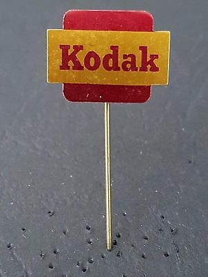 Vintage Kodak Camera Film Advertising Pin Badge